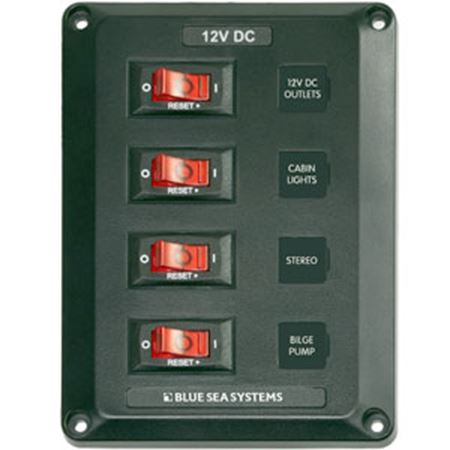 Picture for category Power Distribution Panels