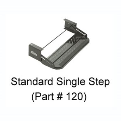 "Picture of ETD  20"" Single Manual Entry Step 120 BOXED 04-0110"